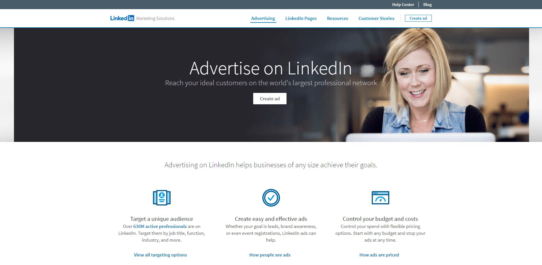 4. LinkedIn Ads
