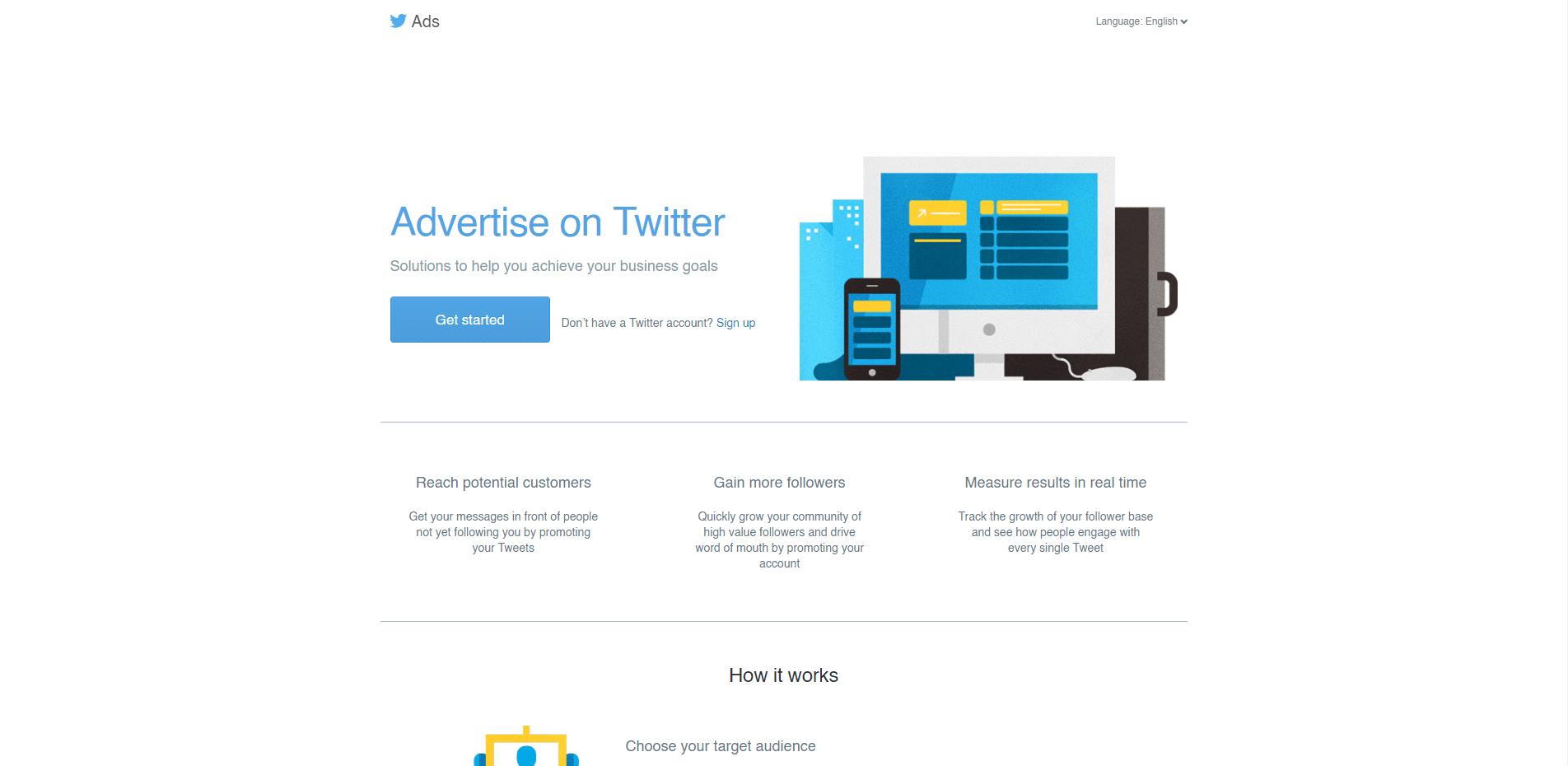 5. Twitter Ads